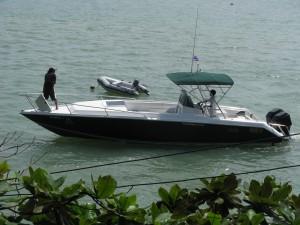 Donzi 33 Offshore