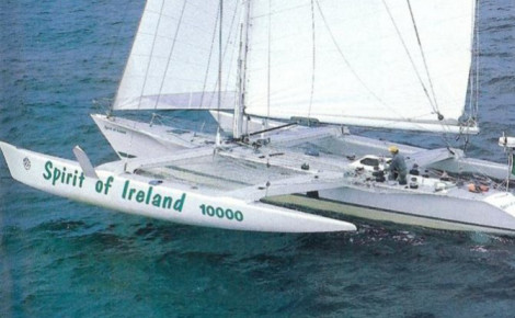 60 ft Ron Holland Trimaran 50% PRICE REDUCTION