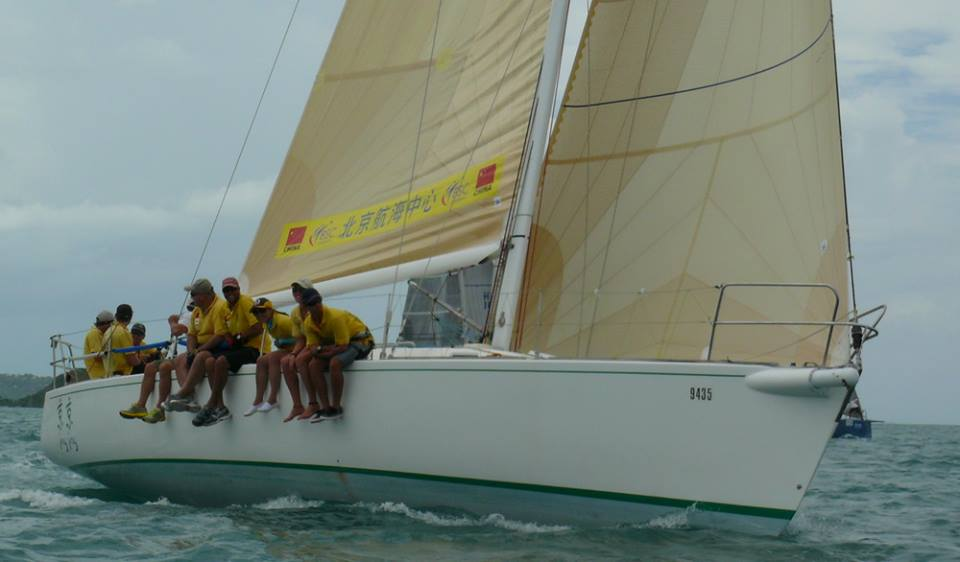 J 130 42 ft  Race Charter Yacht Kings Cup