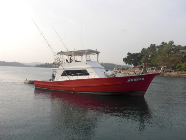 Game Fishing Boat 17m & Charter Business