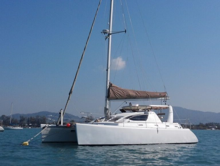 Admiral 38 catamaran $$$ REDUCED