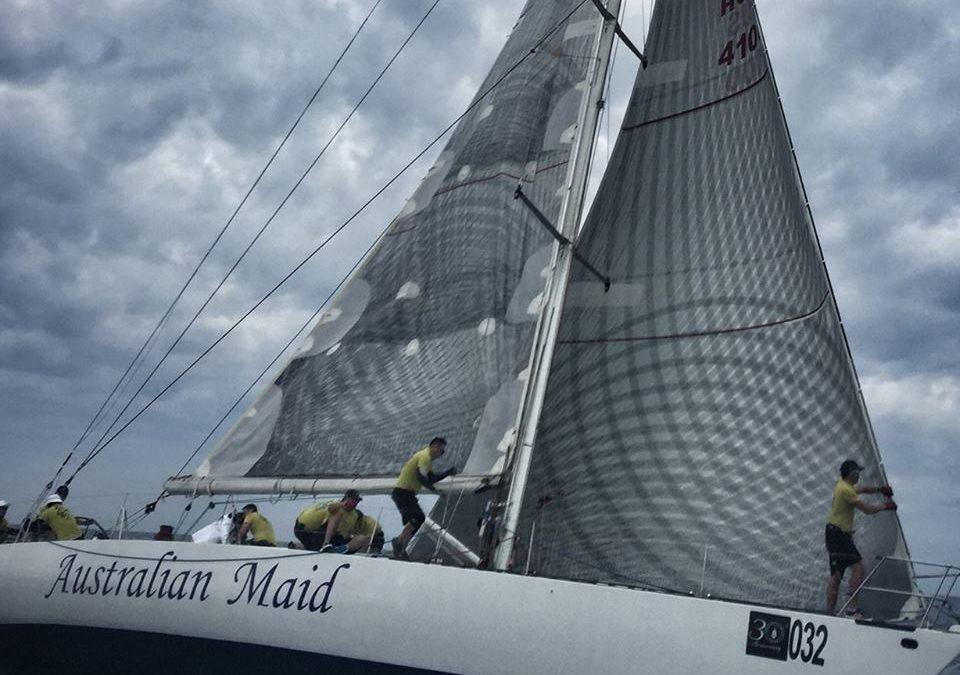 55 ft  Race Yacht, Australian Maid REDUCED