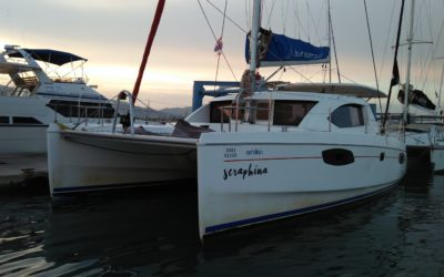 Leopard 38 ft Catamaran 2010