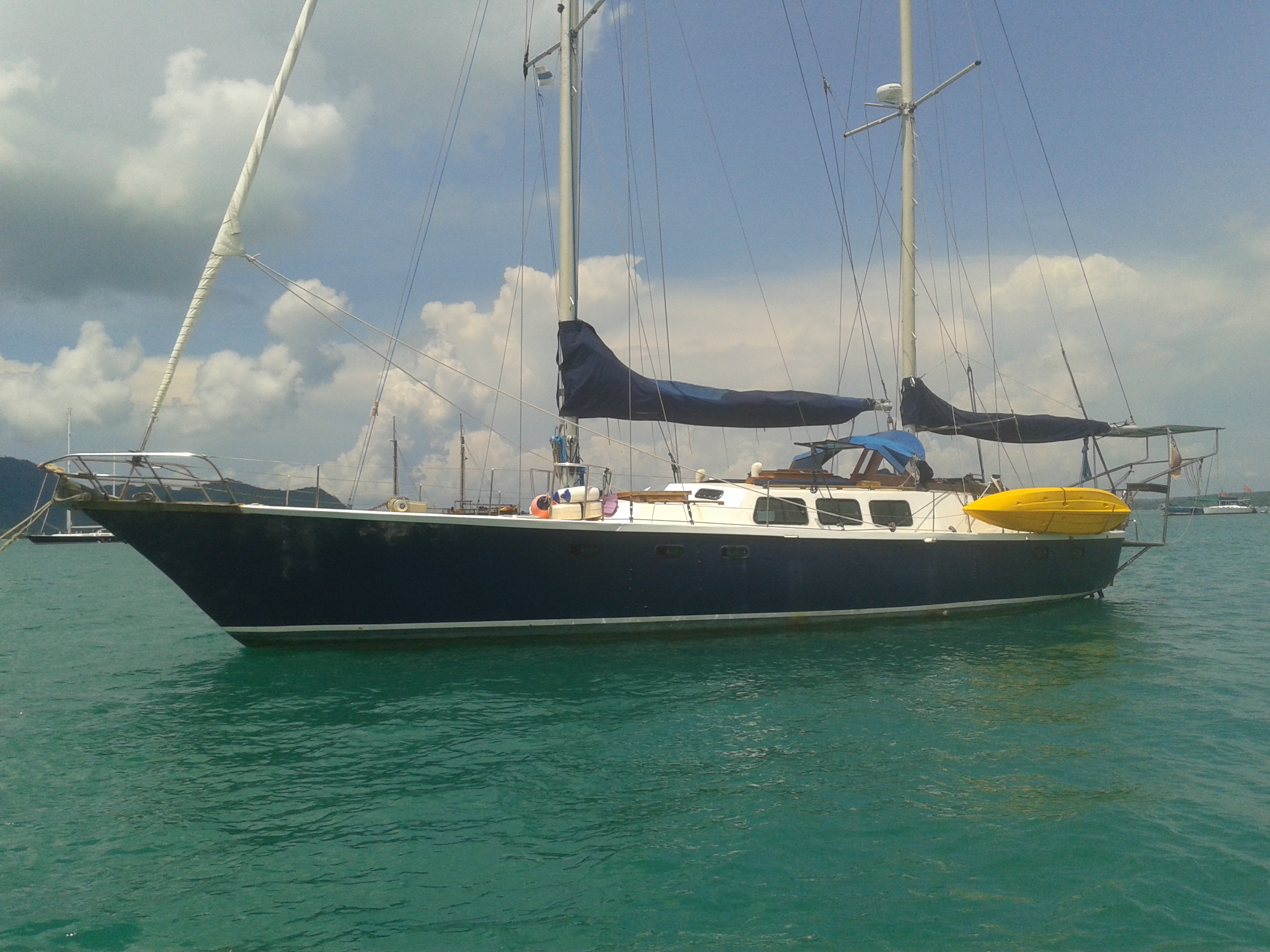 63 ft  Expedition, Charter boat REDUCED TO $65,000 usd