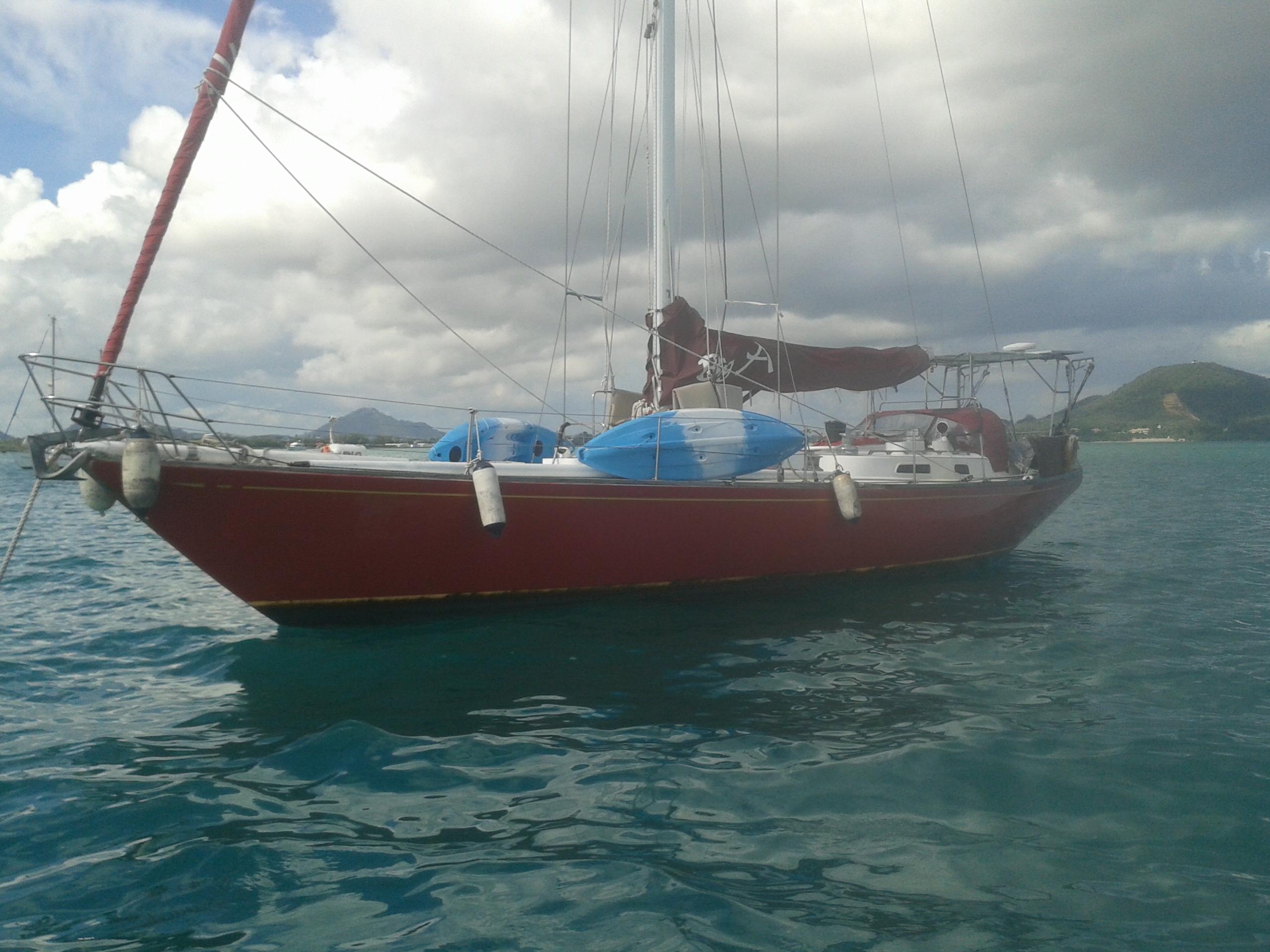 SWAN 53 $ 87,500 euro