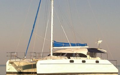 Catamaran 42 ft Jensen 2002